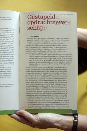 Johannes Niemeijer, Bouwen op elkaar,                               ,