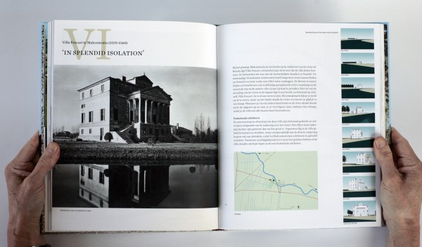 Johannes Niemeijer, Palladio, de villa en het landschap,                               ,