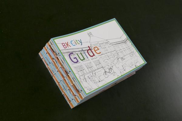 Johannes Niemeijer, BK City Guide,                               ,