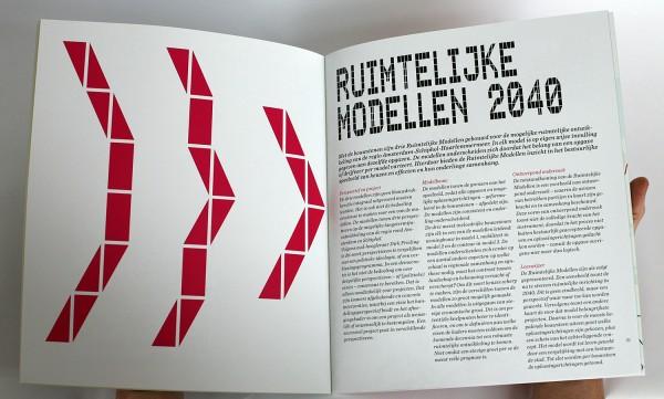 Johannes Niemeijer, Ruimtelijke modellen SMASH 2040,                               ,